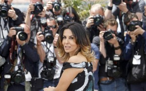 "Cast member Sabrina Ferilli poses during a photocall for the film ""La grande bellezza"" at the 66th Cannes Film Festival"